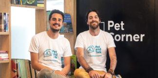 Pol Álvarez y José Llorens, cofundadores de PetandTalk.